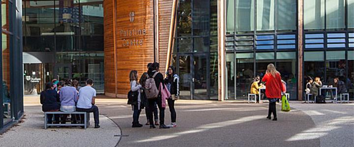 Students in Durham