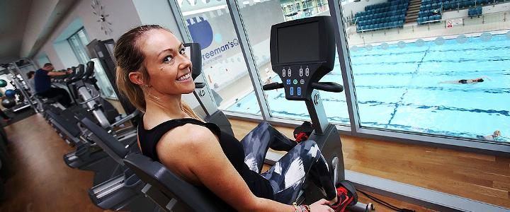 Leisure Centre Fitness - mobile version