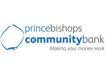 Prince Bishops Community Bank logo