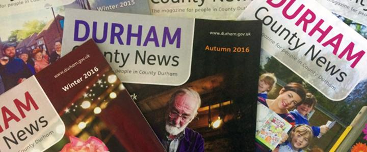 Durham County News issues