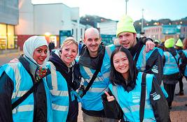 Lumiere Volunteers