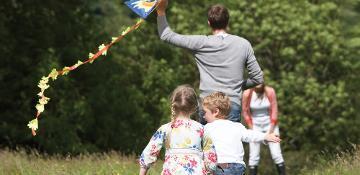Fostering - kite