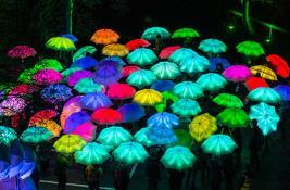 Lumiere 2017 - umbrella