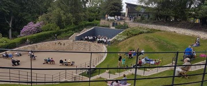 Wharton Park Events