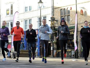 Durham City Run 2018 launch