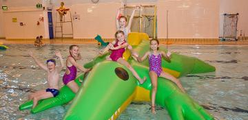 Have fun in the pool this half-term