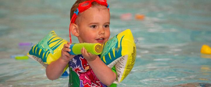 Help build children's water confidence with free activity sessions - mobile version