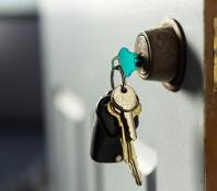 Care Leavers: key to home