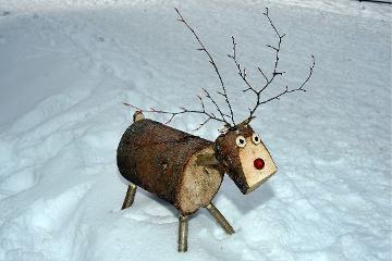 Hardwick Park winter