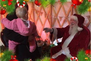 Christmas at Hardwick Park