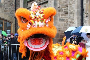 Durham City Chinese New Year Celebrations