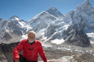 County Durham adventure festival to scale new heights with legendary mountaineer Sir Chris Bonington