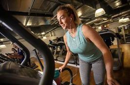 Consett Leisure Centre gym