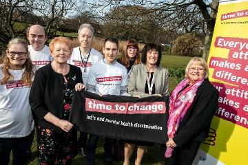 County awarded funding to tackle mental health stigma