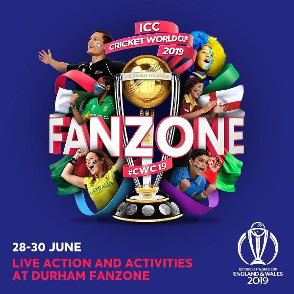 Cricket World Cup fanzone