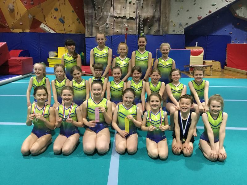 Barnard Castle Gymnasts