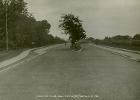 Great North Cycleway A167 road and cycle path 1932