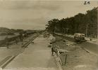 Great North Cycleway Cycle path and road construction 1932