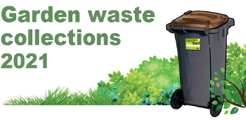 Garden Waste 2021 - mobile version