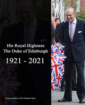 Duke of Edinburgh 1921 - 2021