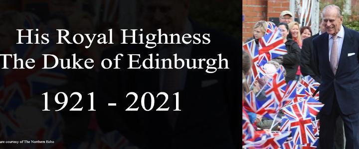 Duke of Edinburgh 1921 - 2021 - mobile version