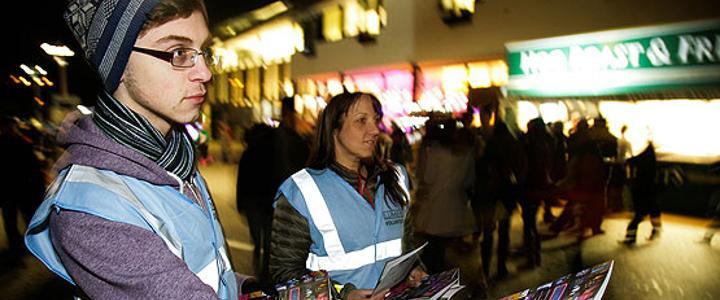 Volunteers - festival makers 3