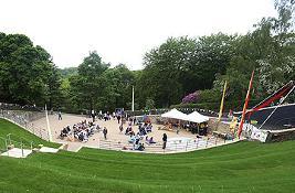 Wharton Park - distant shot