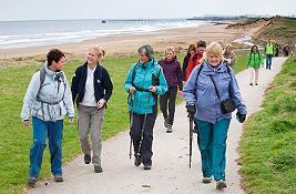 Coastal Walking