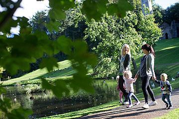 Hardwick Park - visitor information