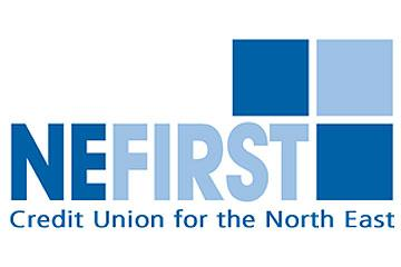 NE First Credit Union logo