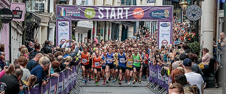 Durham City Run 2017
