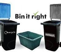 Bin It Right logo
