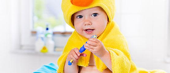 Toddler Oral Health