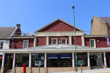 Outside of Empire Theatre and Cinema