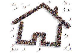 Community led housing