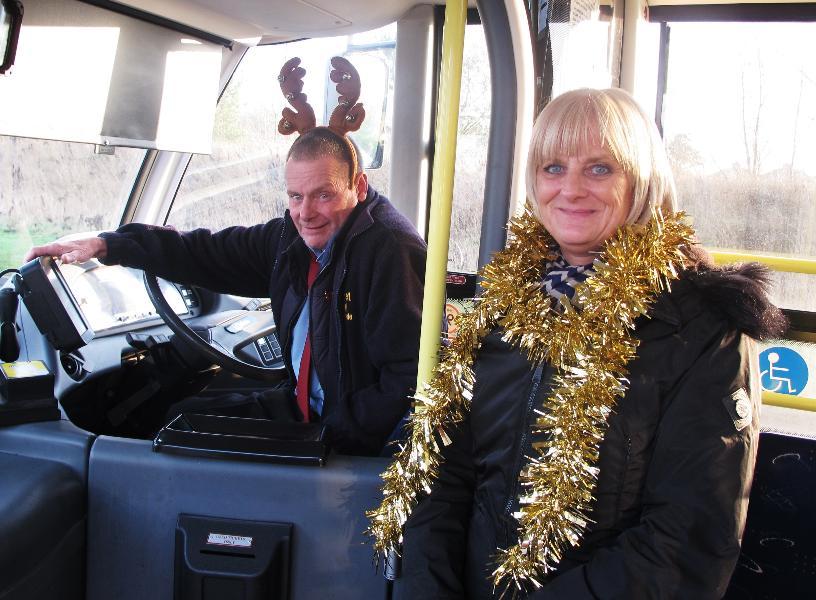 Enjoy Free Park And Ride This Christmas Eve Durham