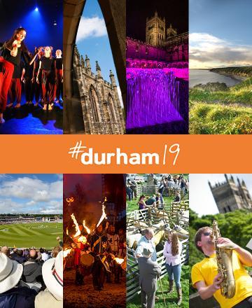 #Durham19 events