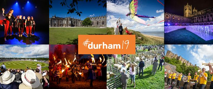 #Durham19 events - mobile version