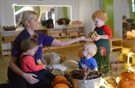 Free childcare sessions for 2 year olds