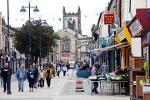 Seaham Townscape Church Street