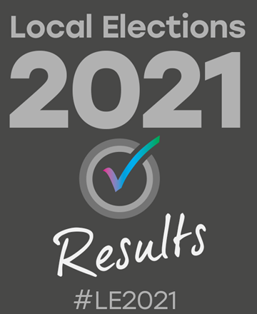 Election results 2021