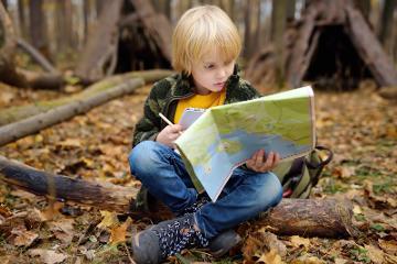 Outdoor learning workshops