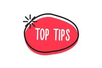 Relationships Matter - top tips