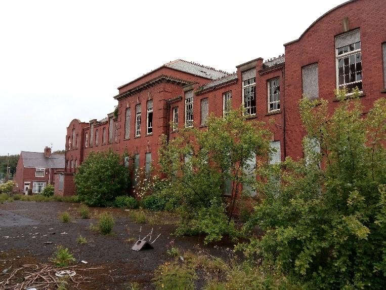 Former Easington Colliery School