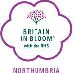 Northumbria In Bloom Logo
