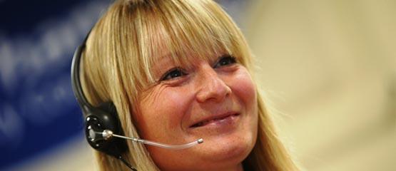 Customer Services - telephone