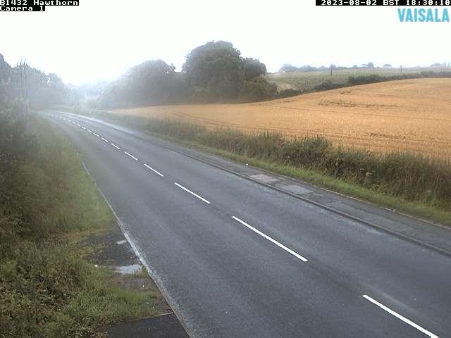 B1432 Hawthorn weather camera image